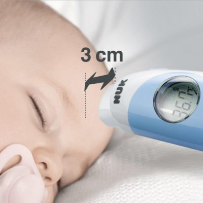 NUK Baby Thermometer Flash