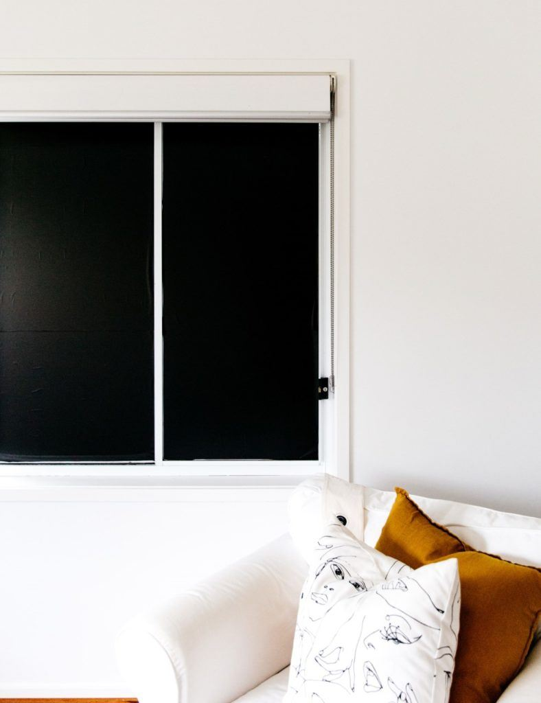 Sleepy Sundays blackout blinds