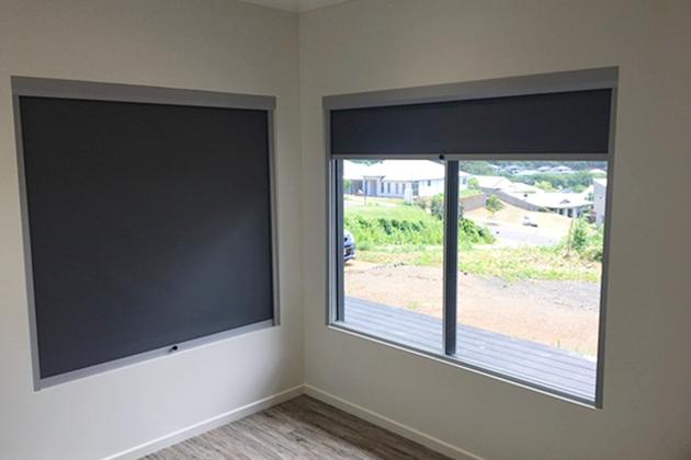 screenaway retractable blinds blackout